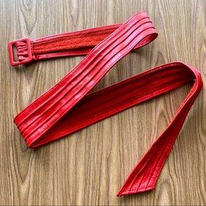 $5 BUY 2 GET 1 🆓 VTG Leather Belt
